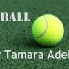 Live Ball by Tamara Adelman