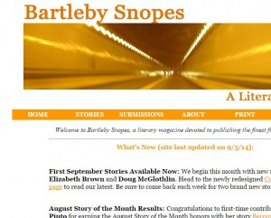 bartlebysnopes
